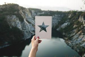 Google recensie sterren in SERP